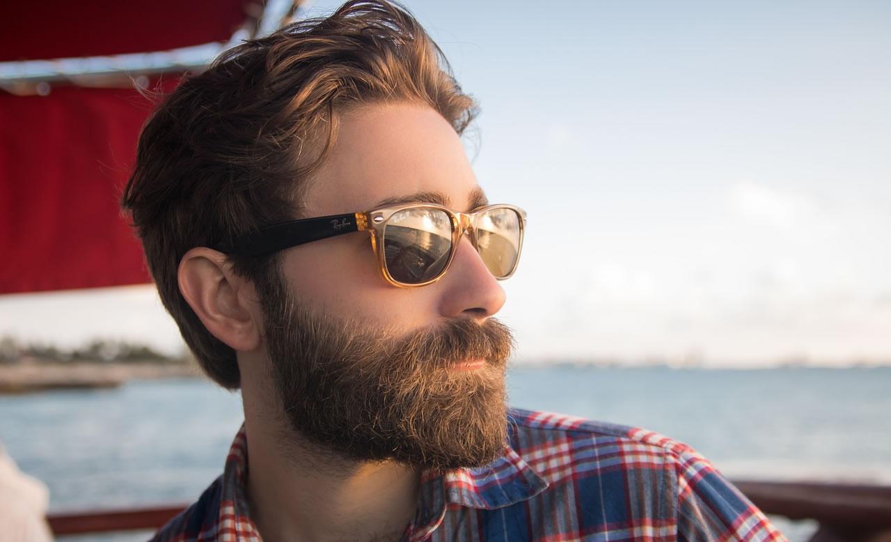 How to rock a beard